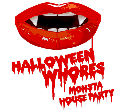 Halloween Wh-res plus Monsta Costume Comp plus House Party